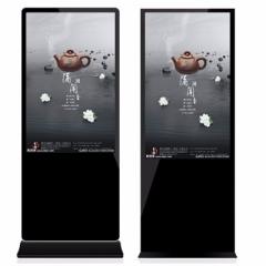 容仁65寸高清立式广告机
