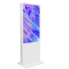 容仁 55寸立式双屏广告机