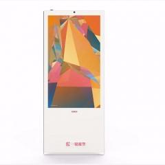 容仁18.5.寸安全卫士电梯广告机