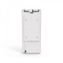 容仁超薄款18.5+10.1寸电梯广告机